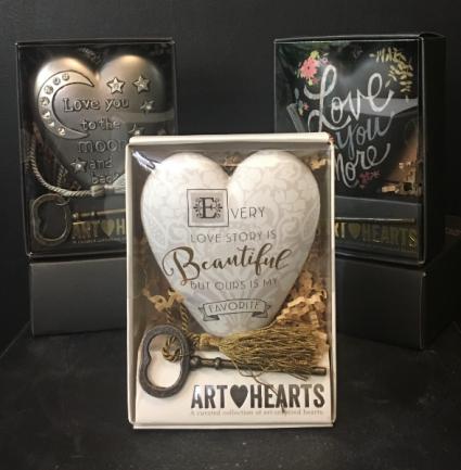 Art Hearts