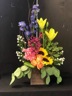 Art In A Box   in Memphis, TN | PIANO'S FLOWERS & GIFTS, INC.