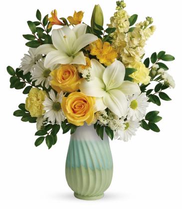 Art of Spring Bouquet Fresh Arrangement
