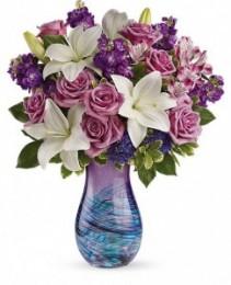 Artfull Elegance Vase Arrangement