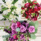 Artisan Bouquets  Hand Tied Bouquets