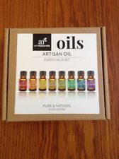 Artisan Oil Essential set of 8