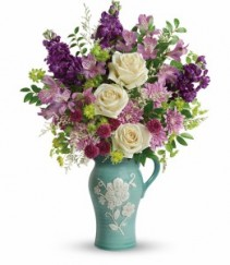 Artisanal Beauty Bouquet T17M200A By Teleflora *Local Delivery Only