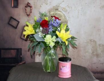 Budding Romance Mix Bouquet