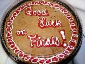 GOOD LUCK ON FINALS!!  WE NEED 24 HOUR NOTICE.