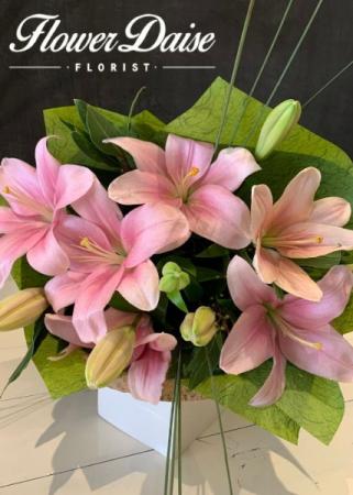 Asiatic Bouquet Bouquet
