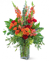 Aspen Magic Flower Arrangement