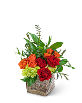 Aspen Sun Flower Arrangement