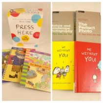 Assorted Books and Activity Books