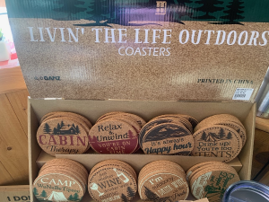 Assorted Coasters  in Red Lake, ON | FOREVER GREEN GIFT BOUTIQUE