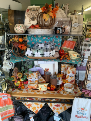 Assorted Fall Kitchen, Table and Giftware  in Red Lake, ON   FOREVER GREEN GIFT BOUTIQUE