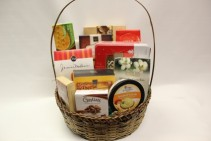 Assorted Gourmet and Chocolate Basket