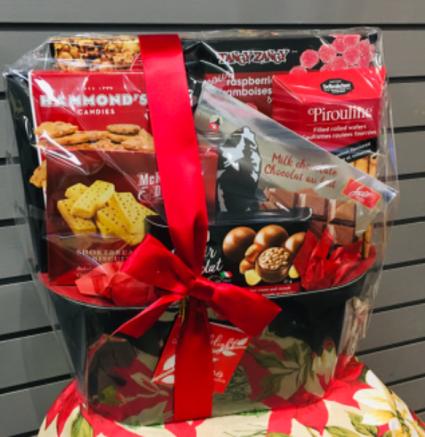Assorted Medium Gift Basket  Gift Basket