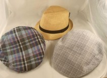Assorted Mens Hats and Caps