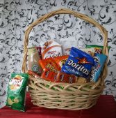Assorted Snack Basket Assorted Snack Basket
