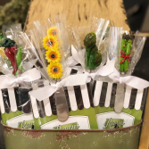Assorted  Spreaders & Garden Party Gift Pack