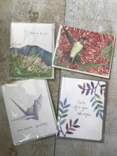 Assorted Sympathy and Thinking of You Gotomago Greeting Cards