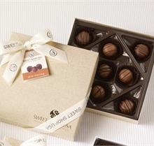 Assorted Truffles Sweet Shop USA Handmade Chocolate
