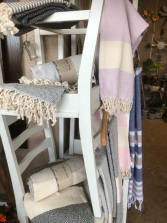 Assorted Turkish Towels/throws