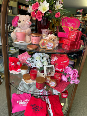 Assorted Valentines Day Chocolates and Gift Ideas