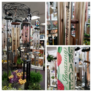 Assorted Windchimes Windchimes in Mount Vernon, IL | THE BLOSSOM SHOP