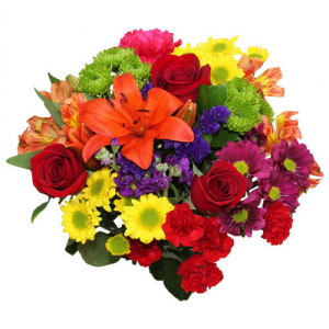 assorted wrap flowers  in Lebanon, NH | LEBANON GARDEN OF EDEN FLORAL SHOP