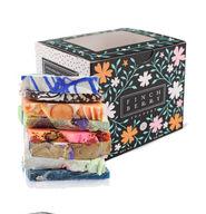 Assortment box of 4 Soaps Gift Item