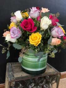 Assortment of Roses  Bouquet