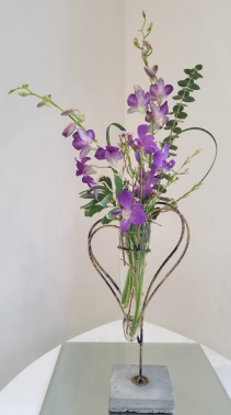 My Heart Is Yours Floral Design
