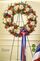 Athas57 Sympathy Wreath