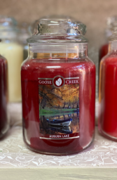 Auburn Lake Scented Fall Candle