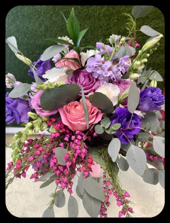 Aurora  Wedding Bouquet