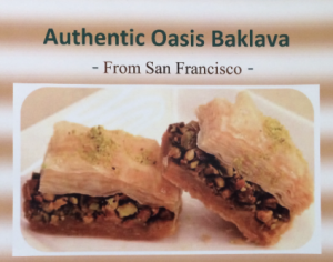 Authentic Oasis Baklava Pre-Order Today! in Boise, ID | HEAVENESSENCE FLORAL & GIFTS