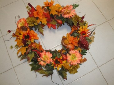 Autumn Poses -  Autumn Flowers, Fall Flowers