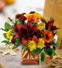 Autumn Avenue Floral Arrangement