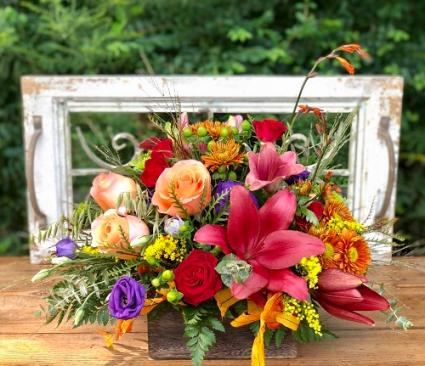 Autumn Awakening Bouquet  PFD - 507