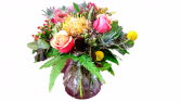 Autumn Banquet Vase Arrangement
