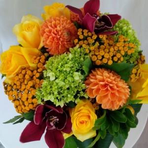 Autumn Beauty Floral Arrangement  in Woodbridge, ON | PRIMAVERA FLOWERS & MORE
