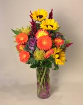 Autumn Blessing Floral arrangement