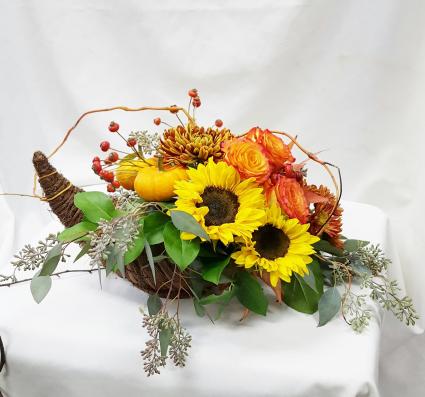 Autumn Blessings Fresh Floral Design