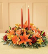 Autumn Bounty Centerpiece