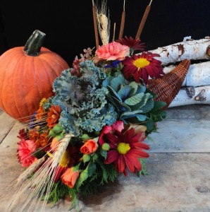 Autumn Bounty Arrangement in North Adams, MA | MOUNT WILLIAMS GREENHOUSES INC
