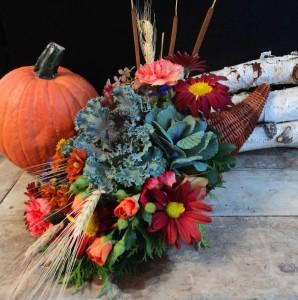 Autumn Bounty Arrangement