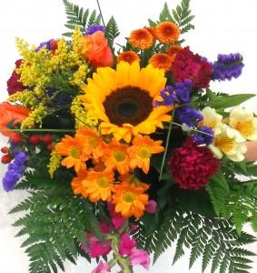 Autumn Bouquet Cut Flowers