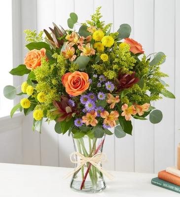 Autumn Breeze Bouquet 176882