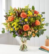 Autumn Breeze Bouquet floral arrangement
