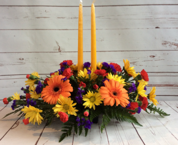 Autumn Brillance Centerpiece