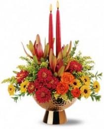 Autumn Bronze Bouquet