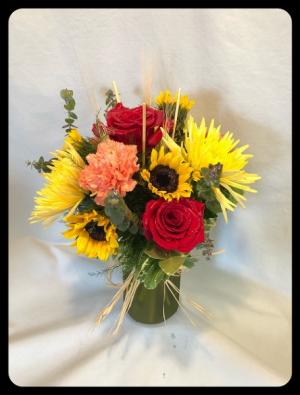 Autumn Celebration Bouquet  in Bryan, TX | NAN'S BLOSSOM SHOP