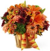 Autumn Celebration Bouquet